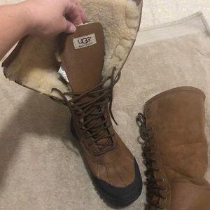 Uggs Adirondack boots